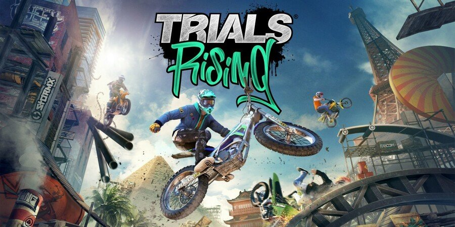 Trials Rising - Nintendo Switch