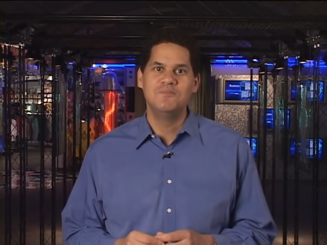 Old-School Footage Of Reggie At E3 2006 Surfaces On YouTube