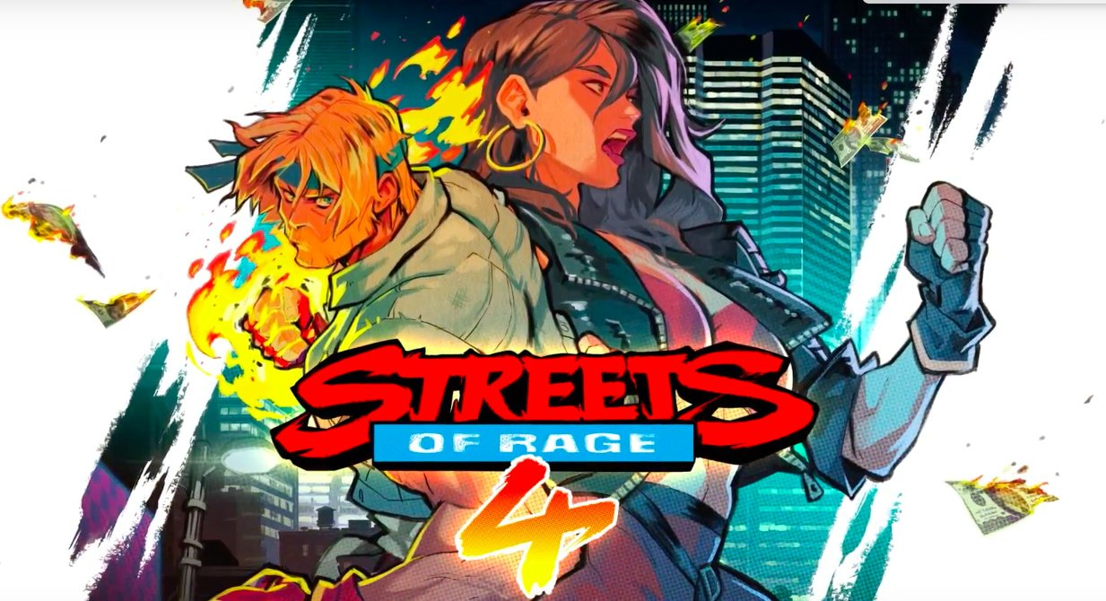 Streets Of Rage 4 Details To Be Revealed Next Week