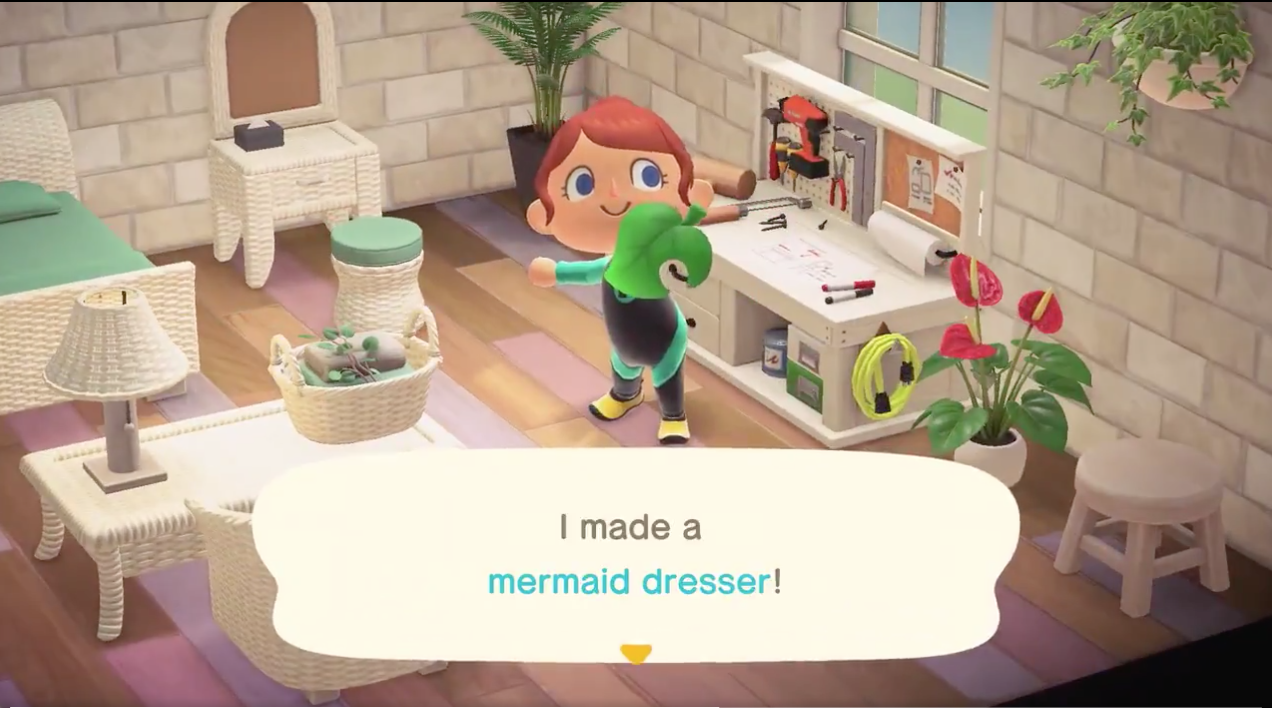 Animal Crossing New Horizons Mermaid Furniture How To Get The