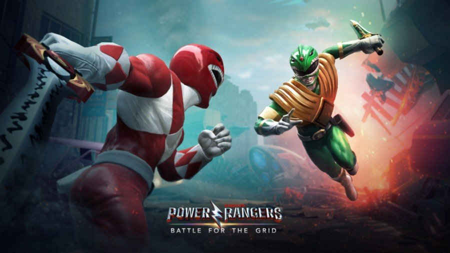 Power Rangers Switch