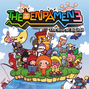 The Denpa Men 3: The Rise of Digitoll