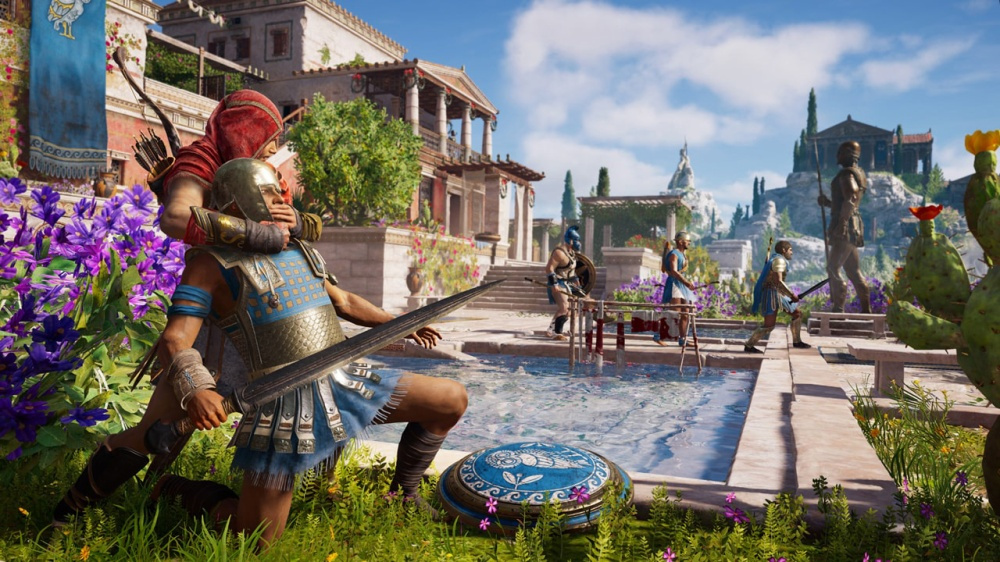 Assassin's Creed: Odyssey, What Real Money Can Get?