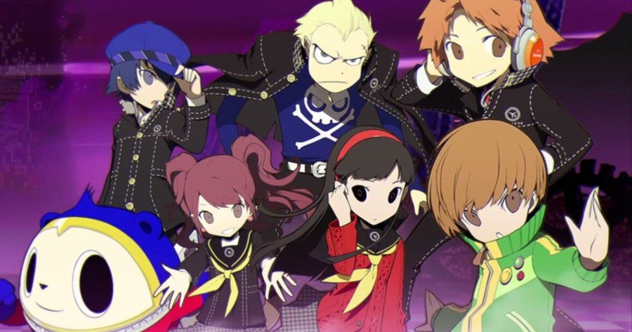 Getting to Know the Spooky Residents of Persona Q's Velvet Room