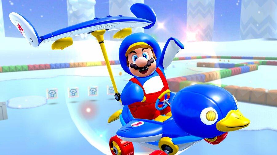 Mario Tour Frost Tour