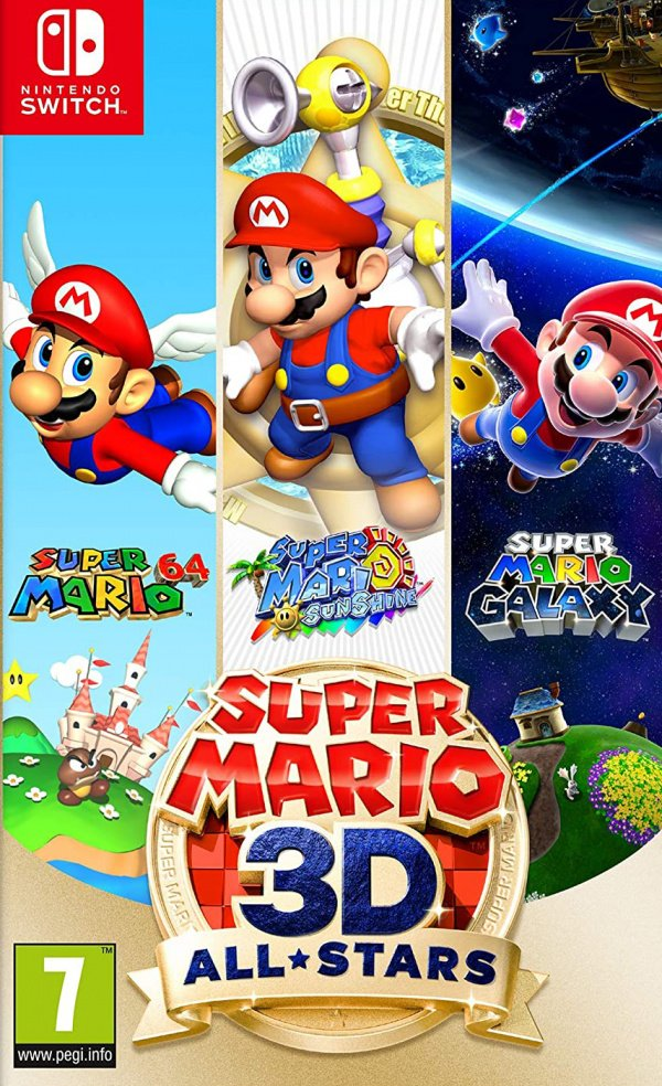 Super Mario 3d All Stars Review Switch Nintendo Life