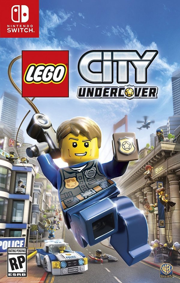 LEGO City: Undercover Review (Switch) | Nintendo Life