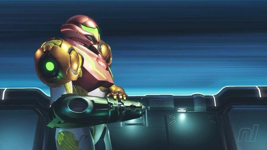 Metroid Dread Escue Boss Battle