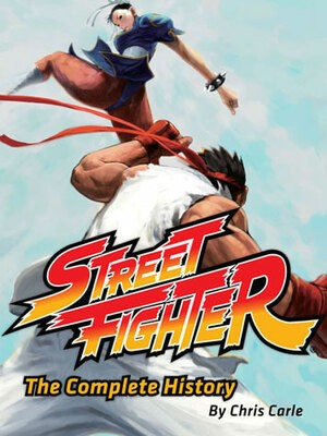 Today's lesson is... Street Fighter. Take out your books.