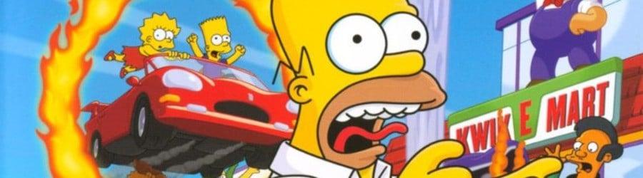 The Simpsons Hit & Run (GCN)