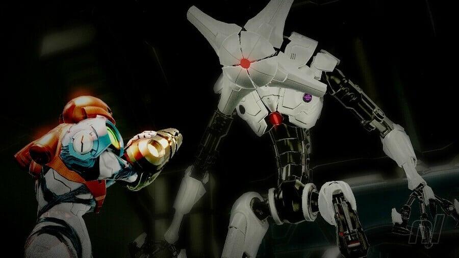 Metroid Dread Spider Magnet