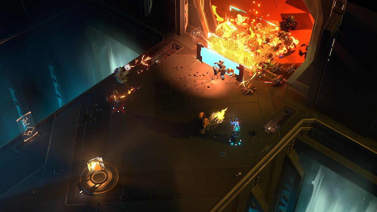 Amplitude Team Gives Insight Into Making Of Endless Dungeon