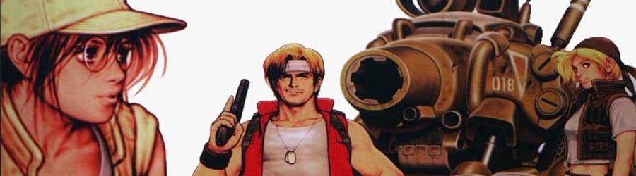 Metal Slug X (Neo Geo)