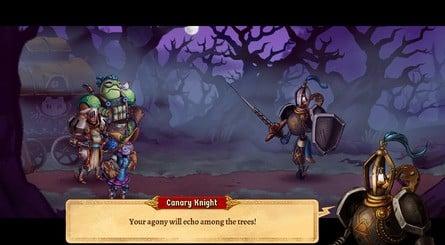 SteamWorld Quest Screenshot 4