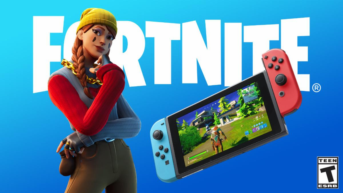 Fortnite Update Promises Boosted Resolution and Performance for Switch Players
