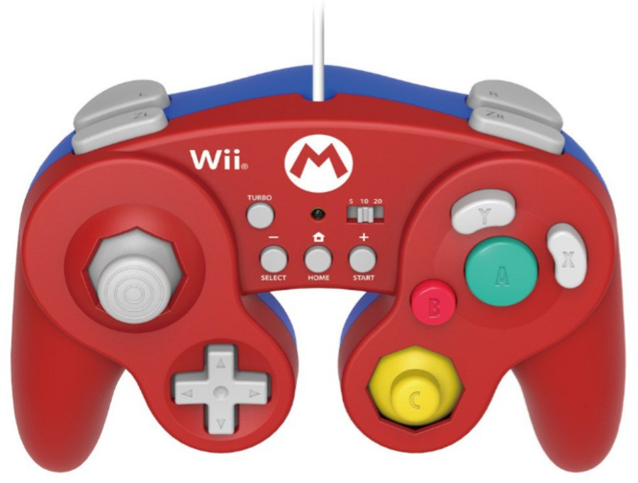 Mario Pad