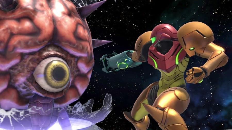 Samus as seen in Super Smash Bros. Ultimate (2018)
