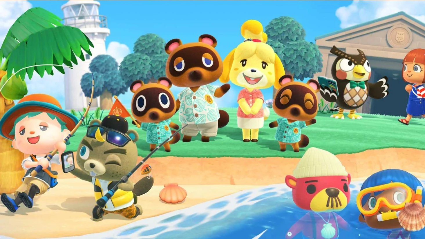Animal Crossing: New Horizons Update 1.11.0 Patch Notes - Seasonal Events,  Fixes And More - Nintendo Life