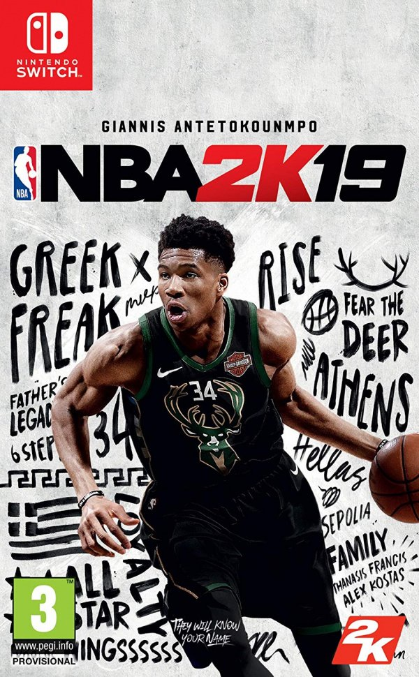 NBA 2K19 Review (Switch) | Nintendo Life
