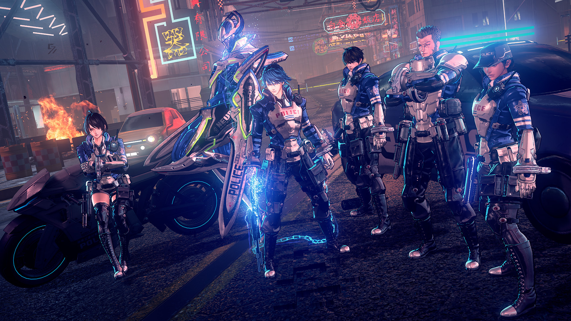 Preview: Astral Chain Mixes Bayonetta, Wonderful 101 And Metal Gear Rising, And You'll Love It
