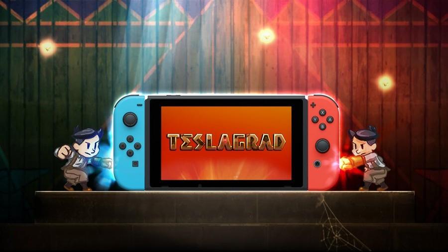 Teslagrad Switch