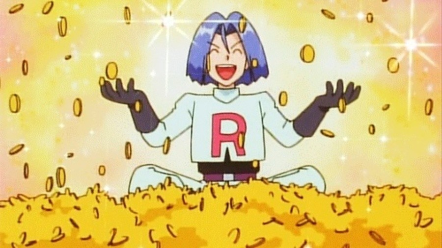 Even Team Rocket helped out