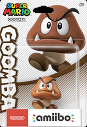 Goomba amiibo Pack