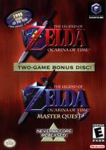 The Legend of Zelda: Ocarina of Time / Master Quest (GCN)