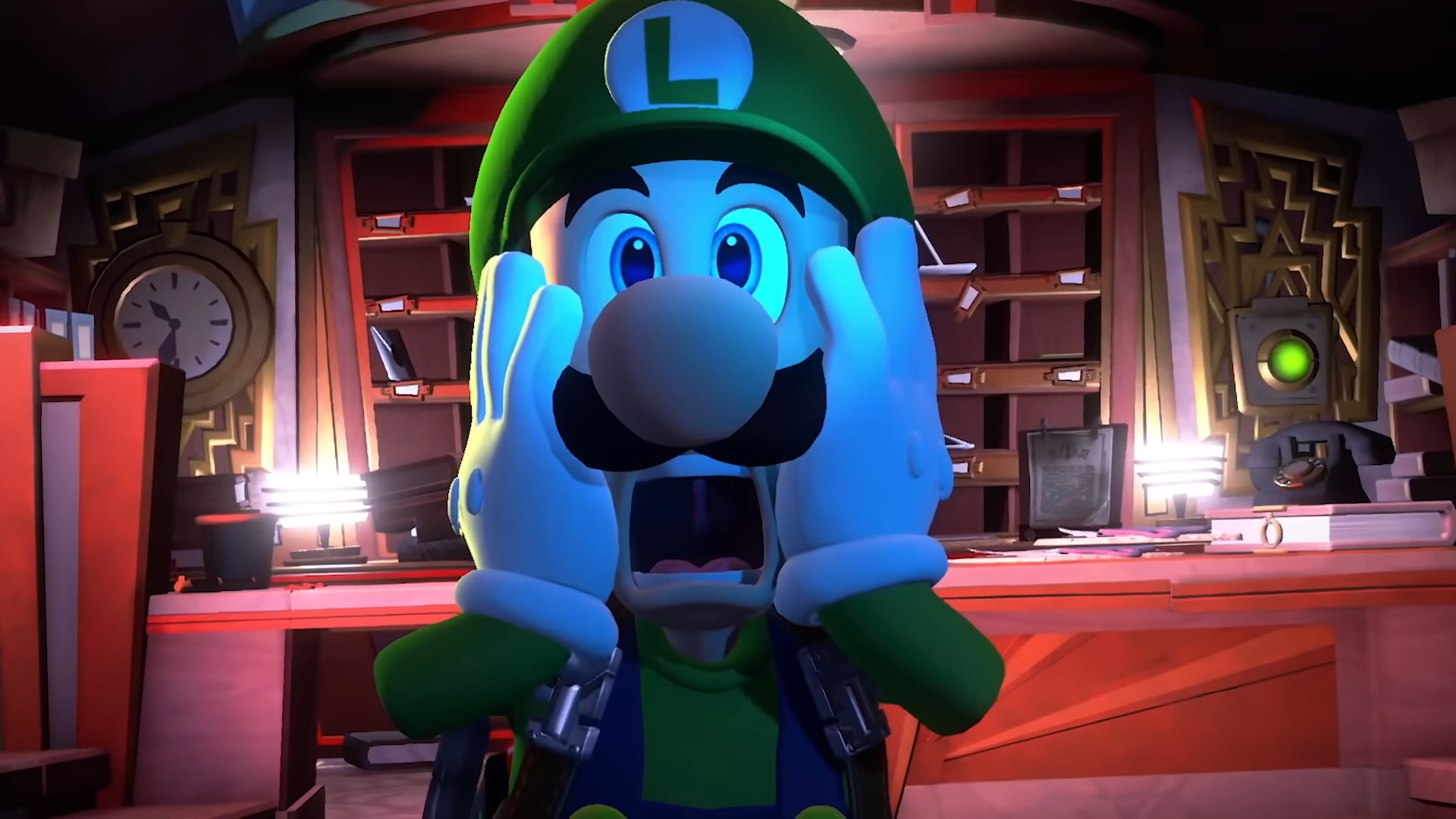 Korean Ratings Board Suggests Luigi's Mansion 3 Will Be Ready To Scare This Summer
