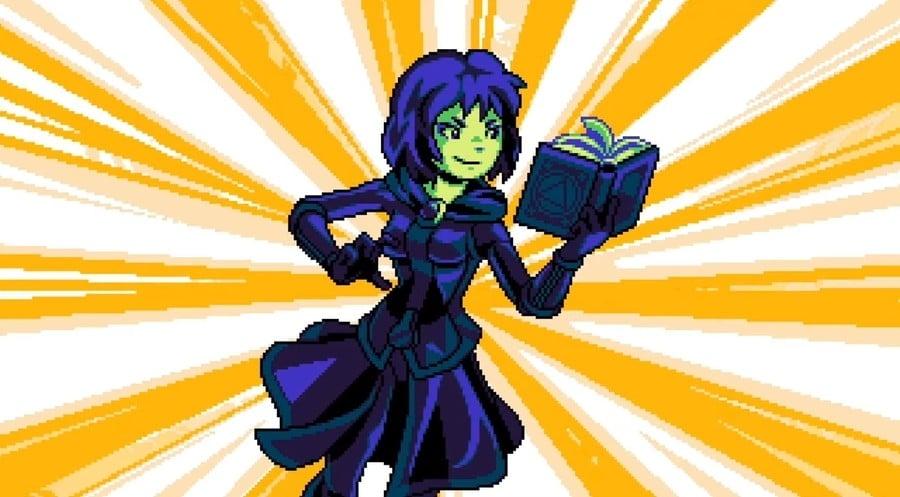 Mona Shovel Knight