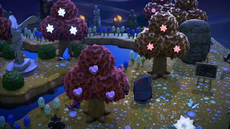 Star Fragment Trees Animal Crossing