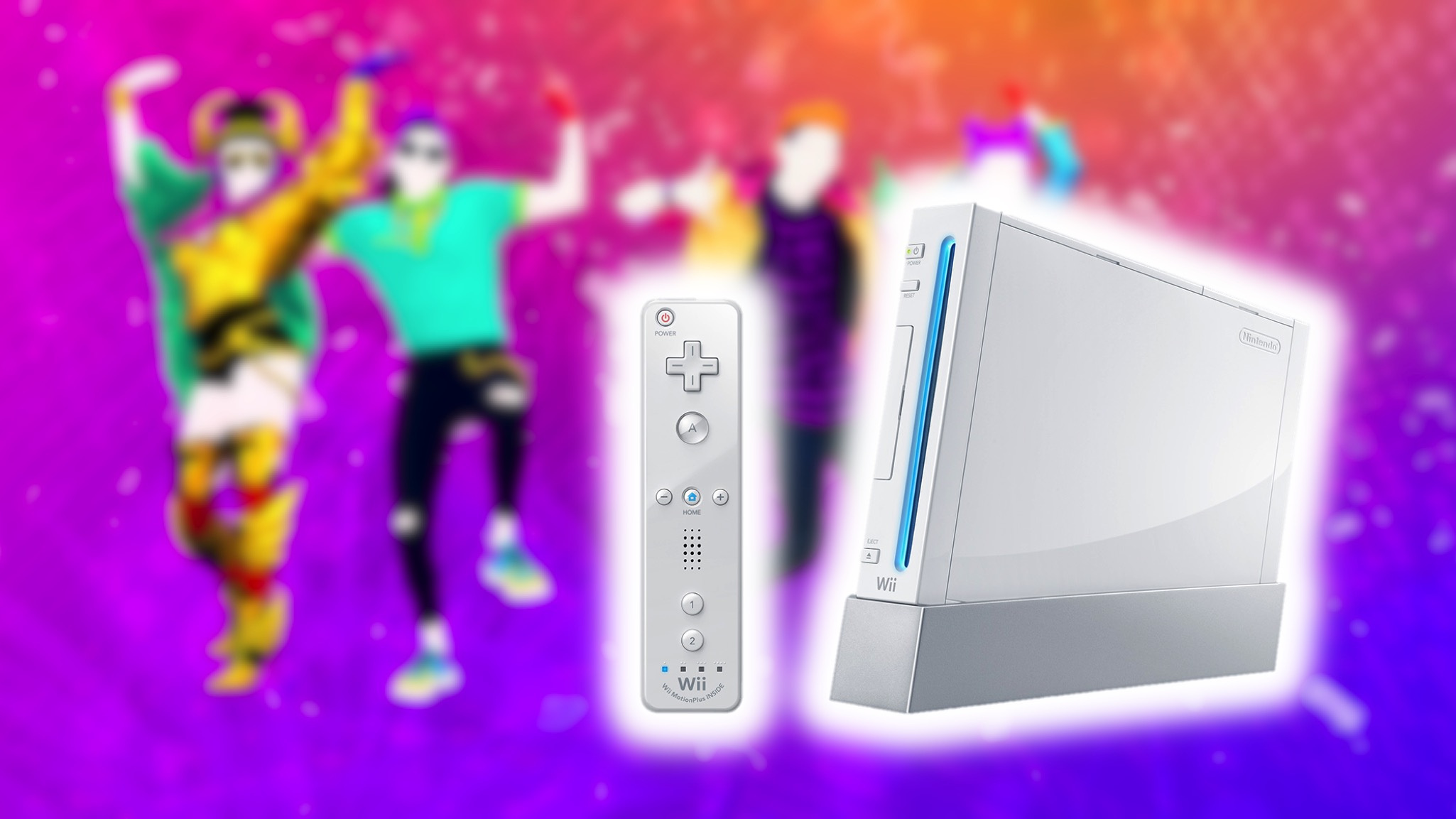 New Wii Console 2020 Ubisoft Happy To Be