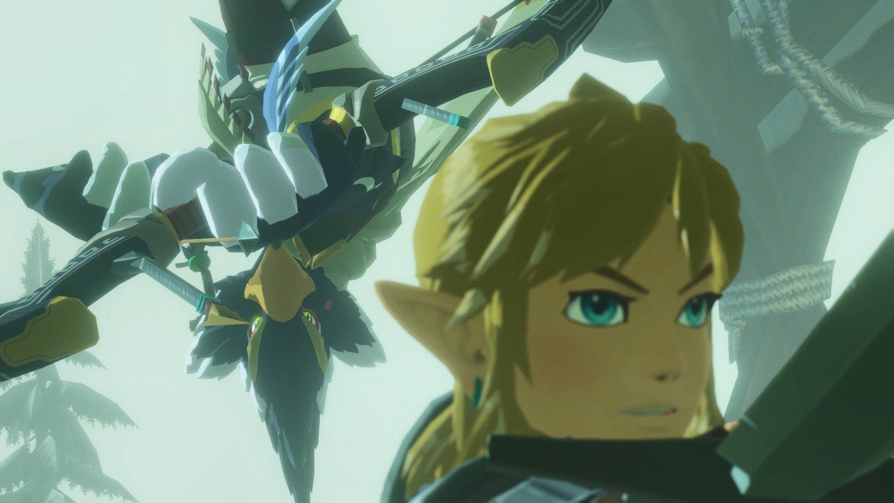 Hyrule Warriors Age Of Calamity Co Op Mode And Digital Pre Order Bonus Confirmed Nintendo Life