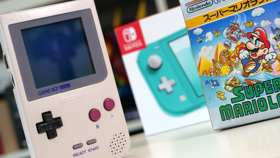 Game Boy Switch