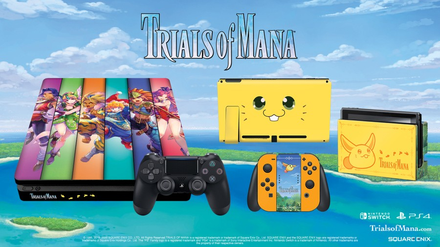 Mana Tests Change the PS4