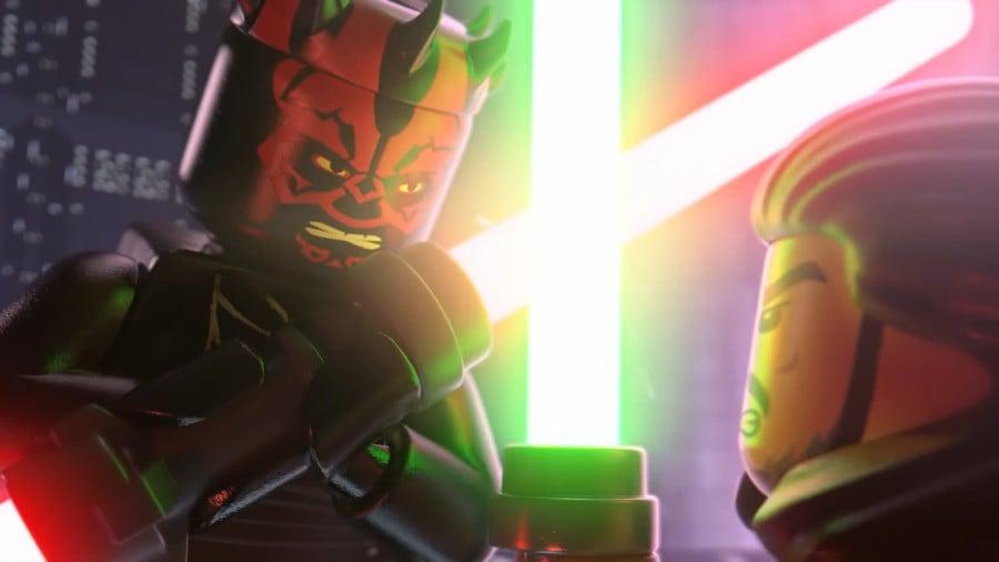 LEGO Star Wars The Skywalker Saga