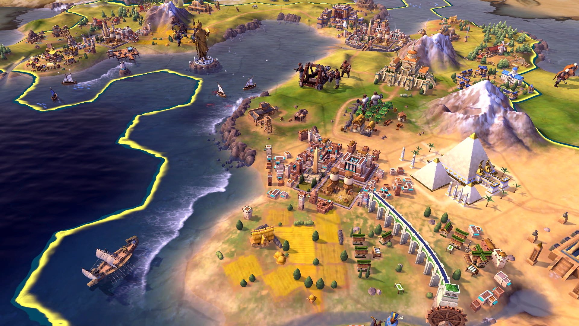 Video: Civilization VI Gets Its First Nintendo Switch Trailer