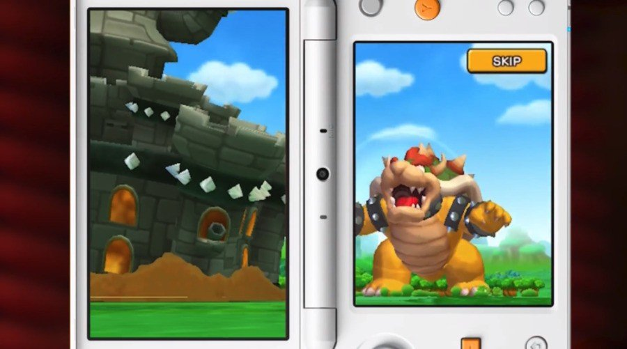 Mario Luigi Bowser S Inside Story Is Back On Nintendo 3ds With