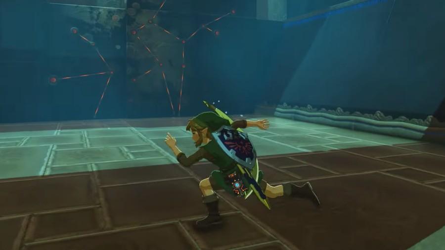 Zelda: Breath of the Wild Dungeon136