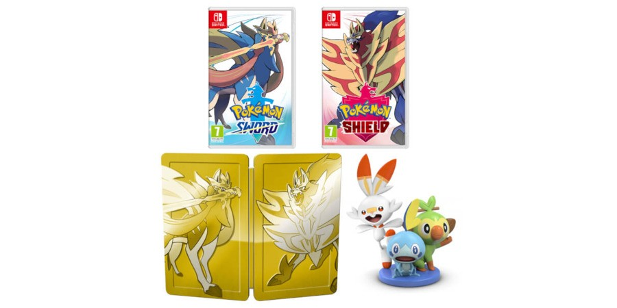 Where To Pre-Order Pokémon Sword and Shield On Nintendo Switch