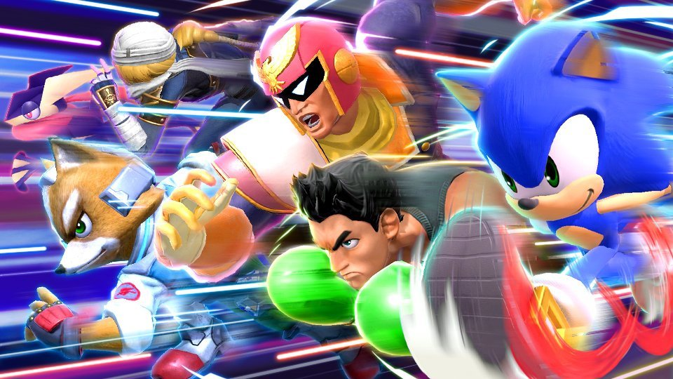The Fastest Fighters Compete In This Week's Smash Bros. Ultimate Tournament