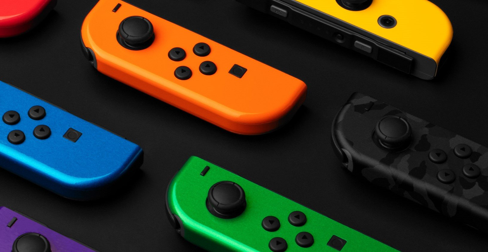 Customise Your Nintendo Switch With These Safe Console Skins