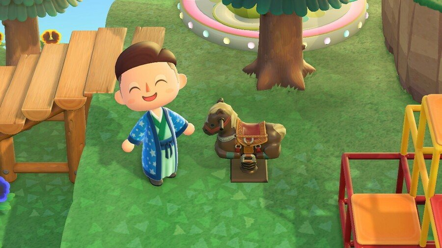 New Limited Time Seasonal Items Have Appeared In Animal Crossing