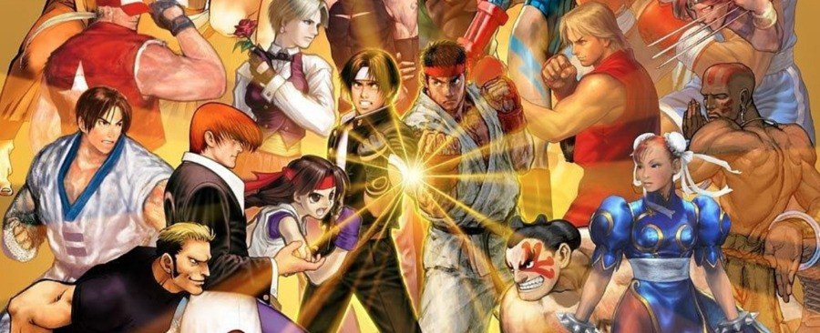 Capcom against SNK: Fighting the Millennium 2000