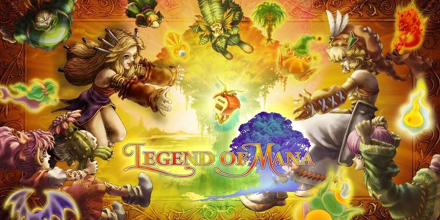 Legends Of Mana