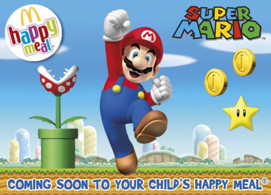 Mario Happy Meal