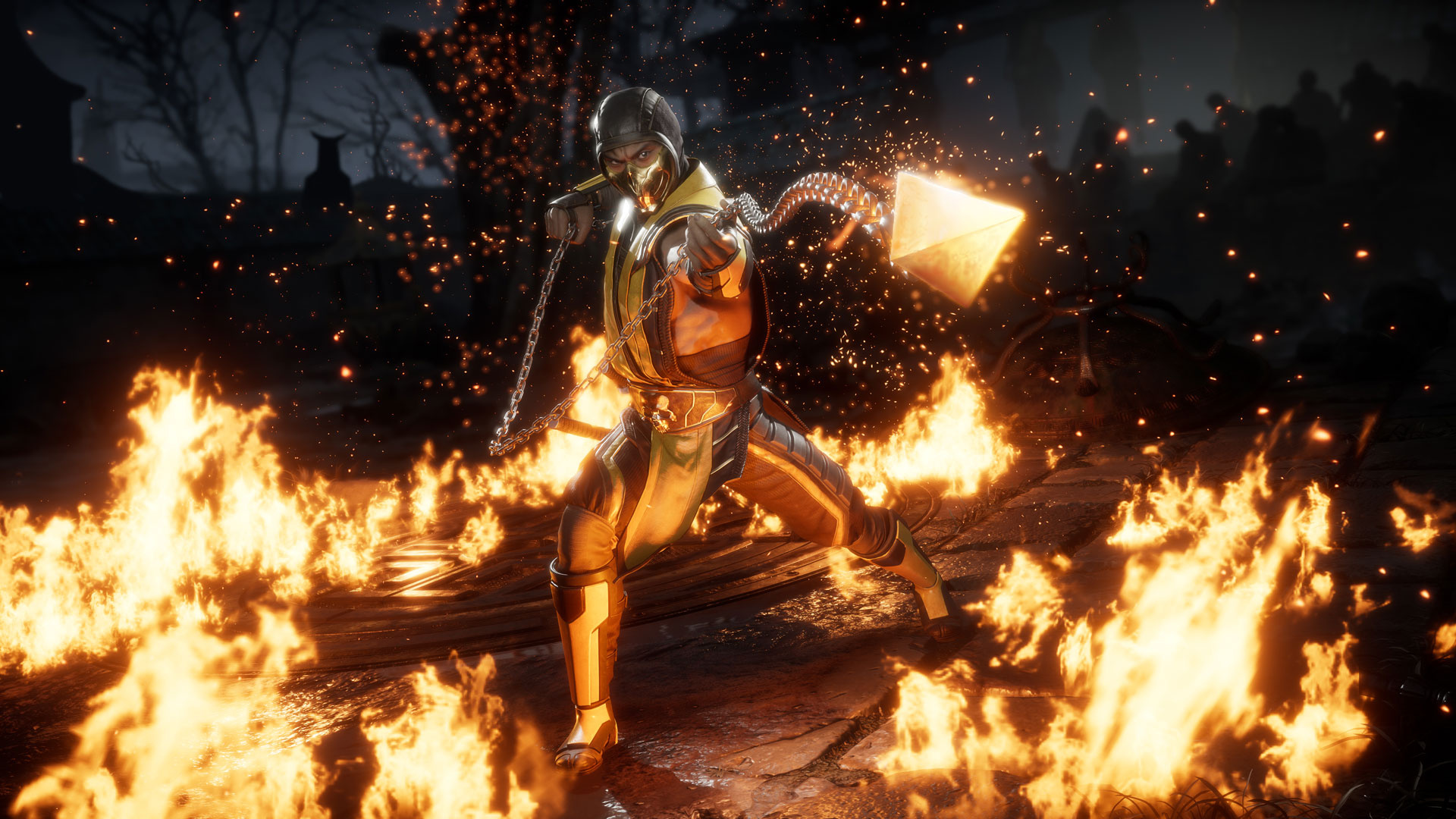 Random Ed Boon Finds Recent Mortal Kombat 11 Roster Leak