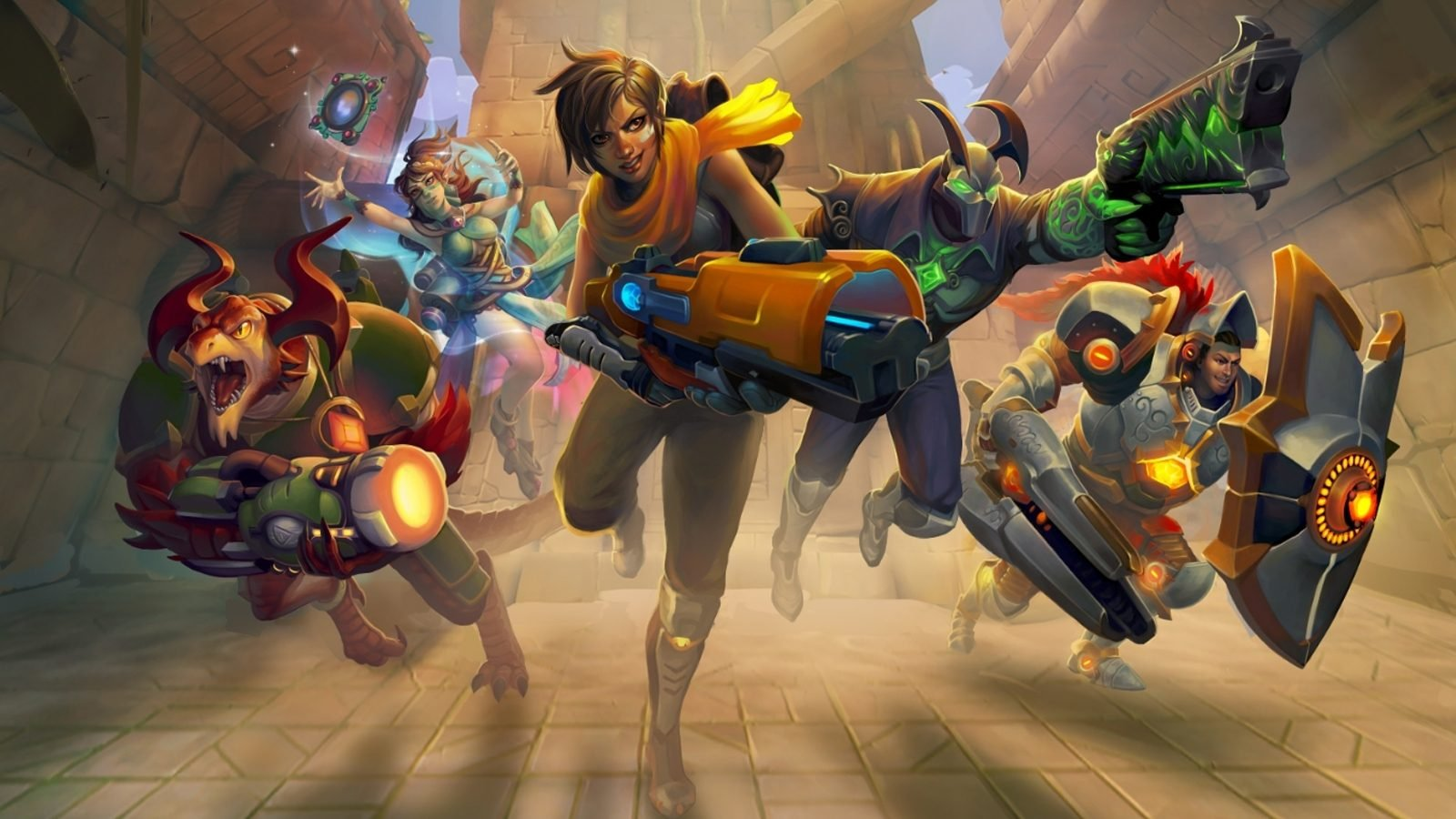 Paladins Cross-Play Has Been Delayed, Dev Says