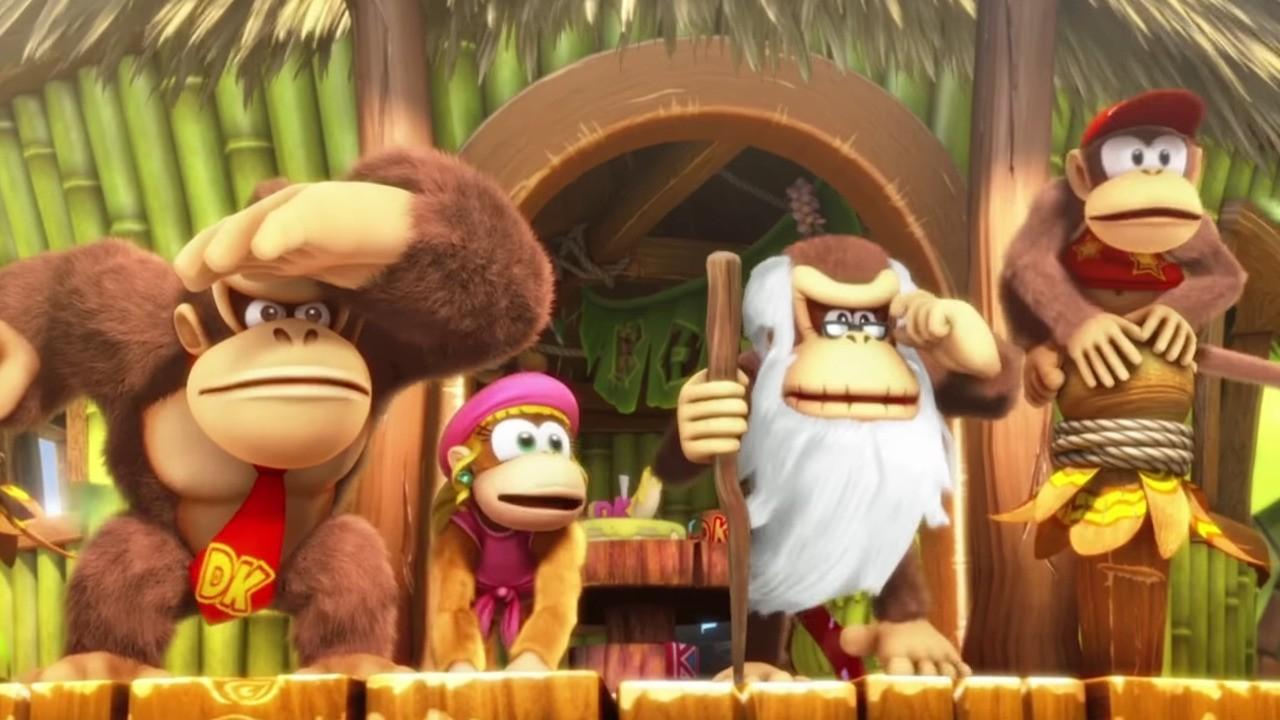 Donkey Kong Fan Art