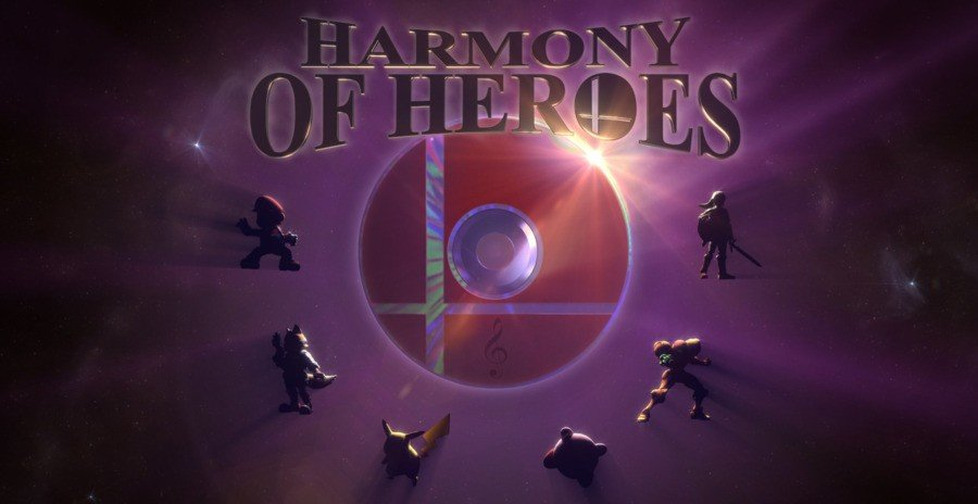 Harmony of Heroes Poster